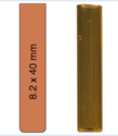Picture of Vial N8-1, SV, a, 8.2x40, flat 702017